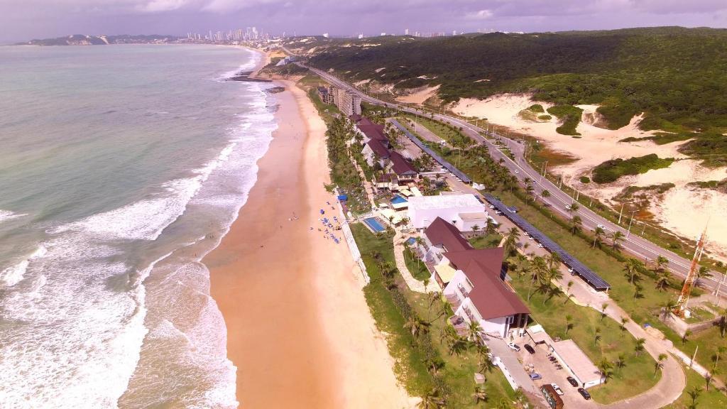 A bird's-eye view of eSuites Vila do Mar Natal