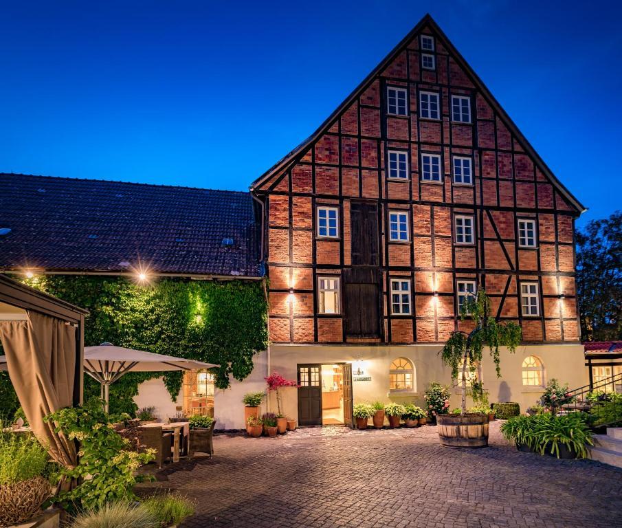 Romantik Hotel am Bruhl Quedlinburg, Germany