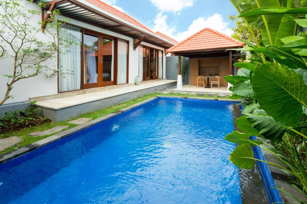 The swimming pool at or close to The Kings Villas & Spa Sanur