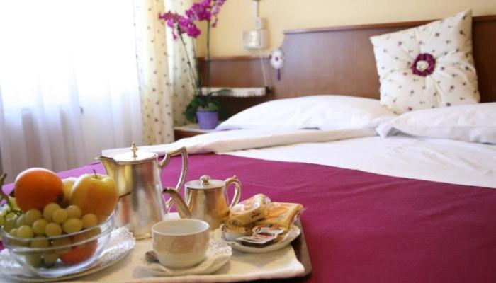 Hotel Bonifacio Fiuggi, Italy