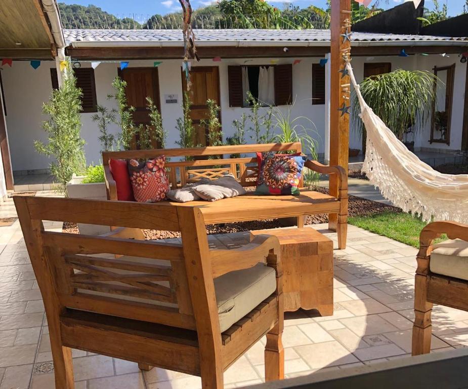 Casamar Hostel e Camping Guarujá