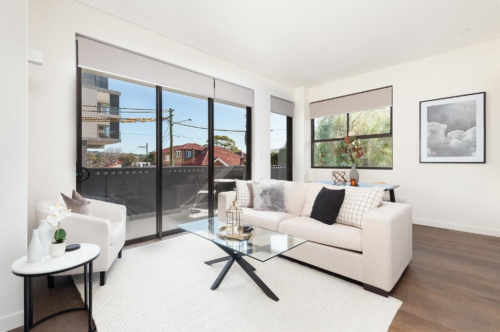 A seating area at ROSE BAY RESIDENCE