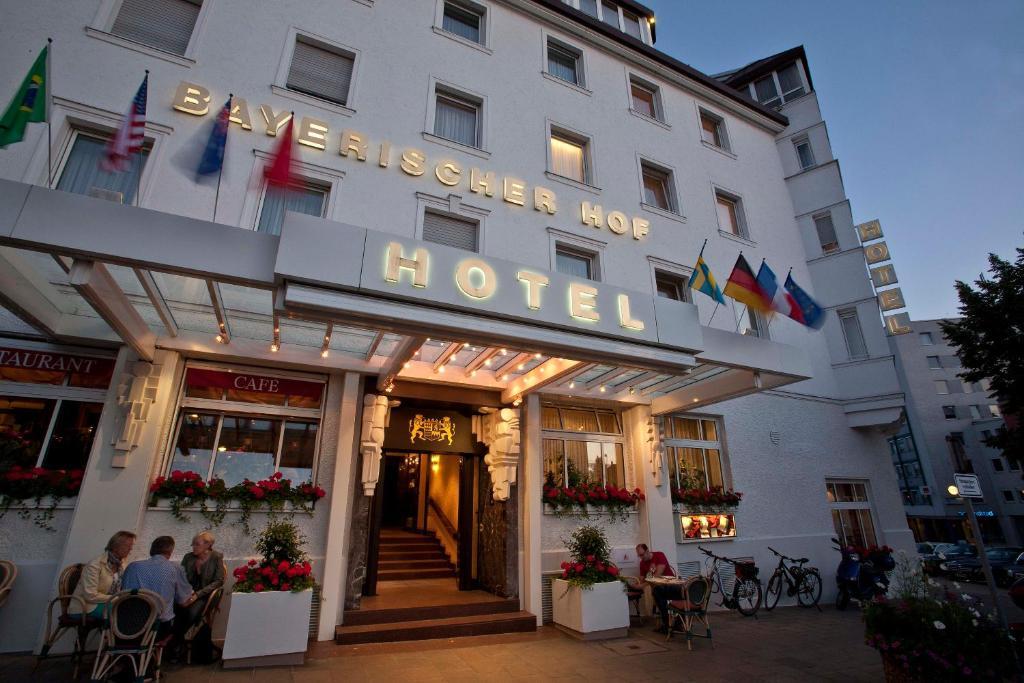 Hotel Bayerischer Hof Bayreuth, Germany