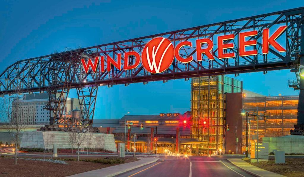 Wind creek casino resort casino near lake vermilion