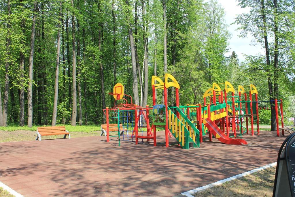 Детская игровая зона в VICTORIA VILLAGE
