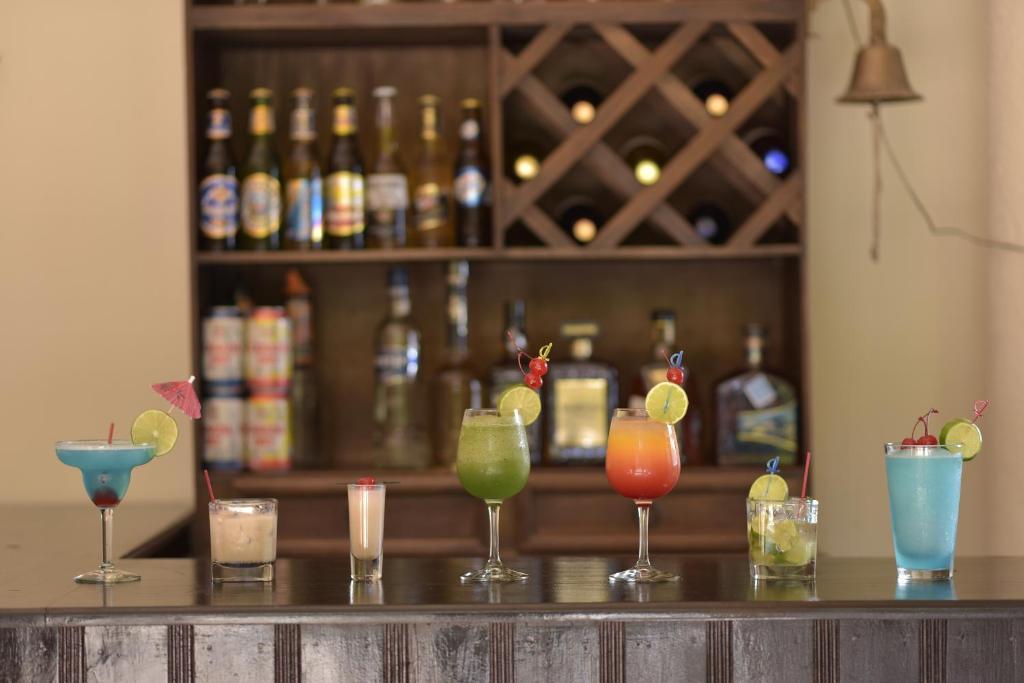 Bebidas en Hotel Posada de Don Juan