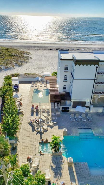 Barefoot Beach Florida Map Barefoot Beach Club, St. Pete Beach – Updated 2021 Prices
