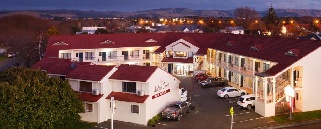 Aubyn Court Spa Motel Palmerston North Updated 2021 Prices