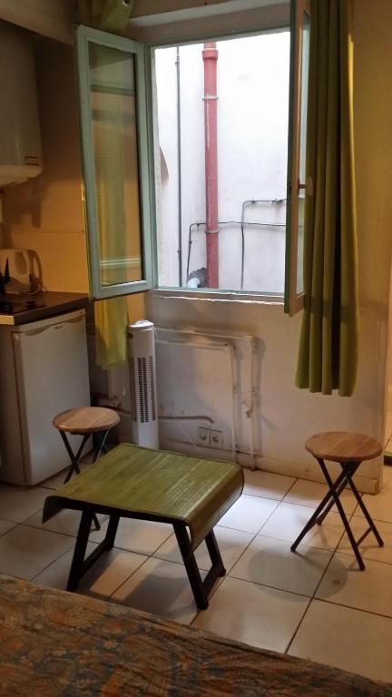Studio Vieux-Nice Centre