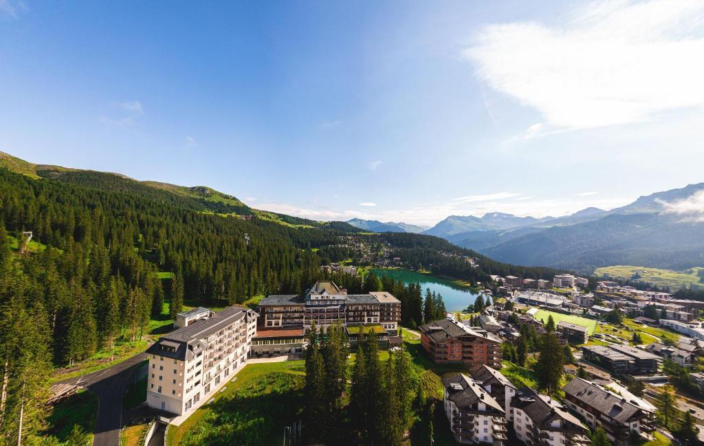 Waldhotel Arosa Arosa, Switzerland