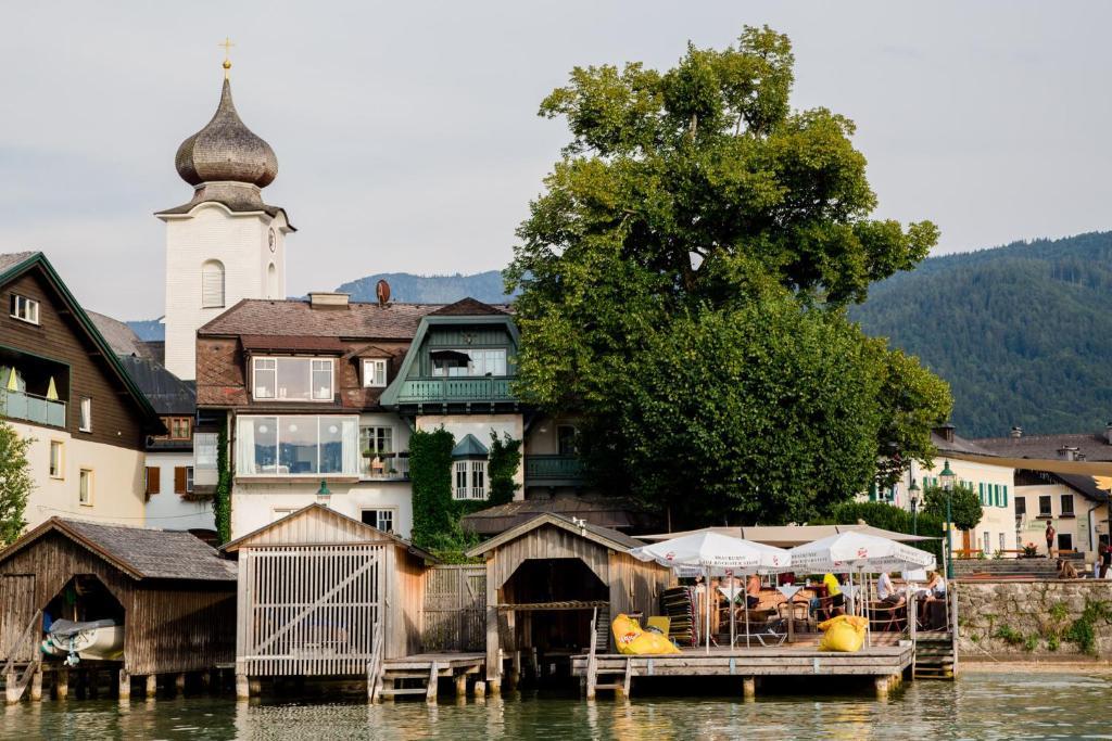 Kirchenwirt Strobl, Austria