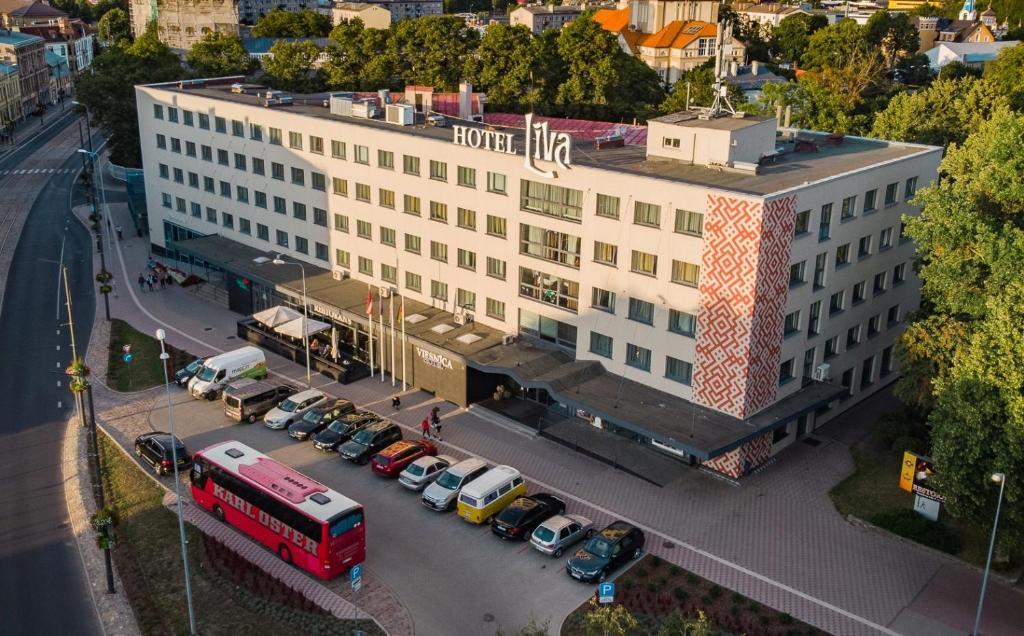 A bird's-eye view of Liva Hotel