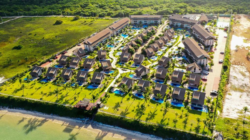 Uma vista aérea de Condomínio Nui Supreme (BY MAI)