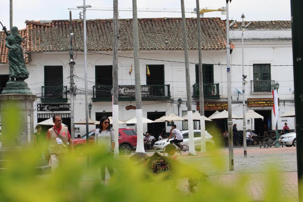 Hostel La Casona 1859