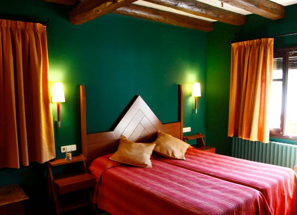 Hotel Vall Ferrera Areu, Spain