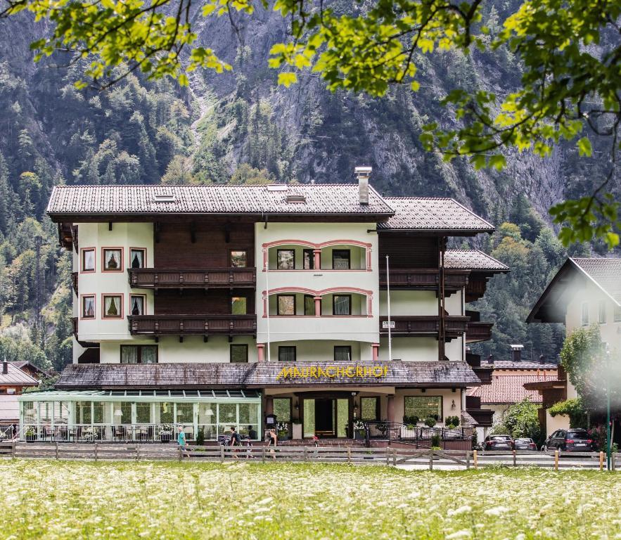Mauracherhof Maurach, Austria