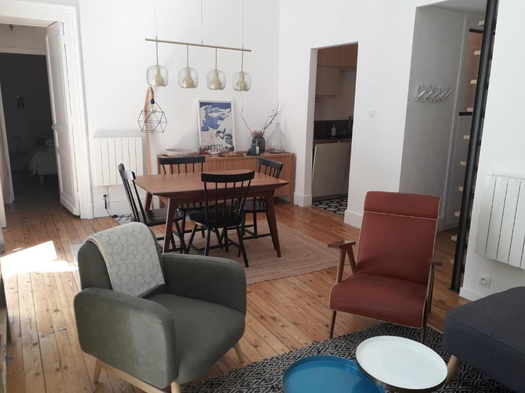 APPARTEMENT RESIDENCE D ANGLETERRE