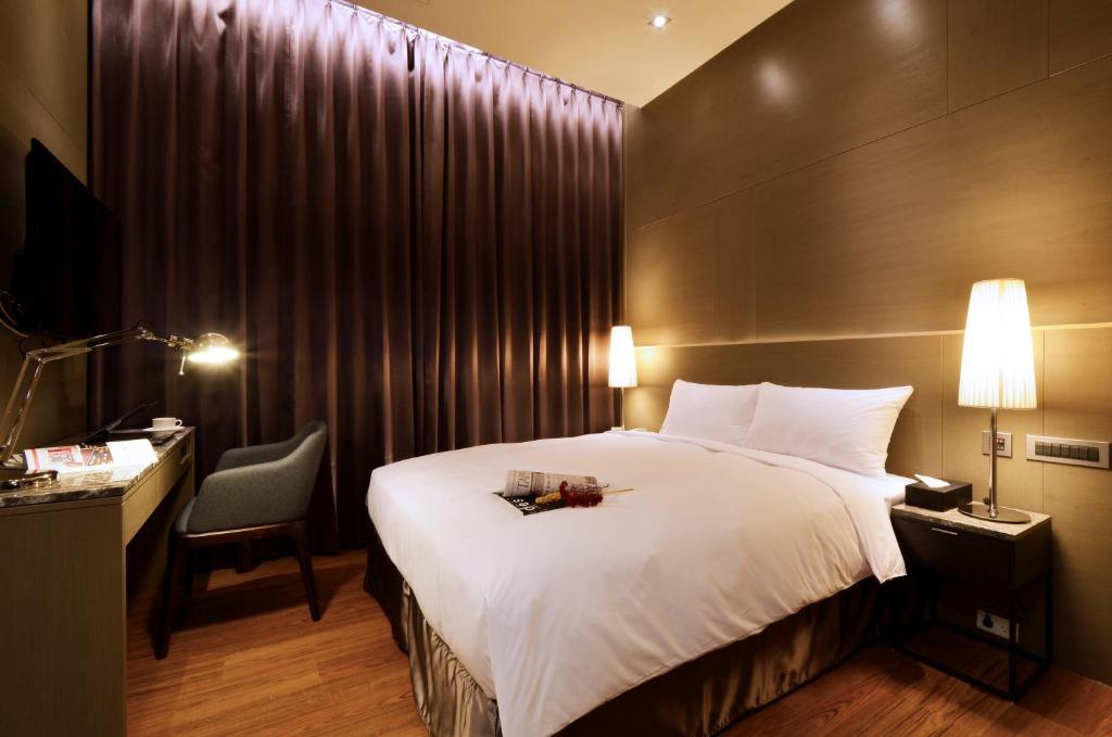 台北101艾美琪旅店
