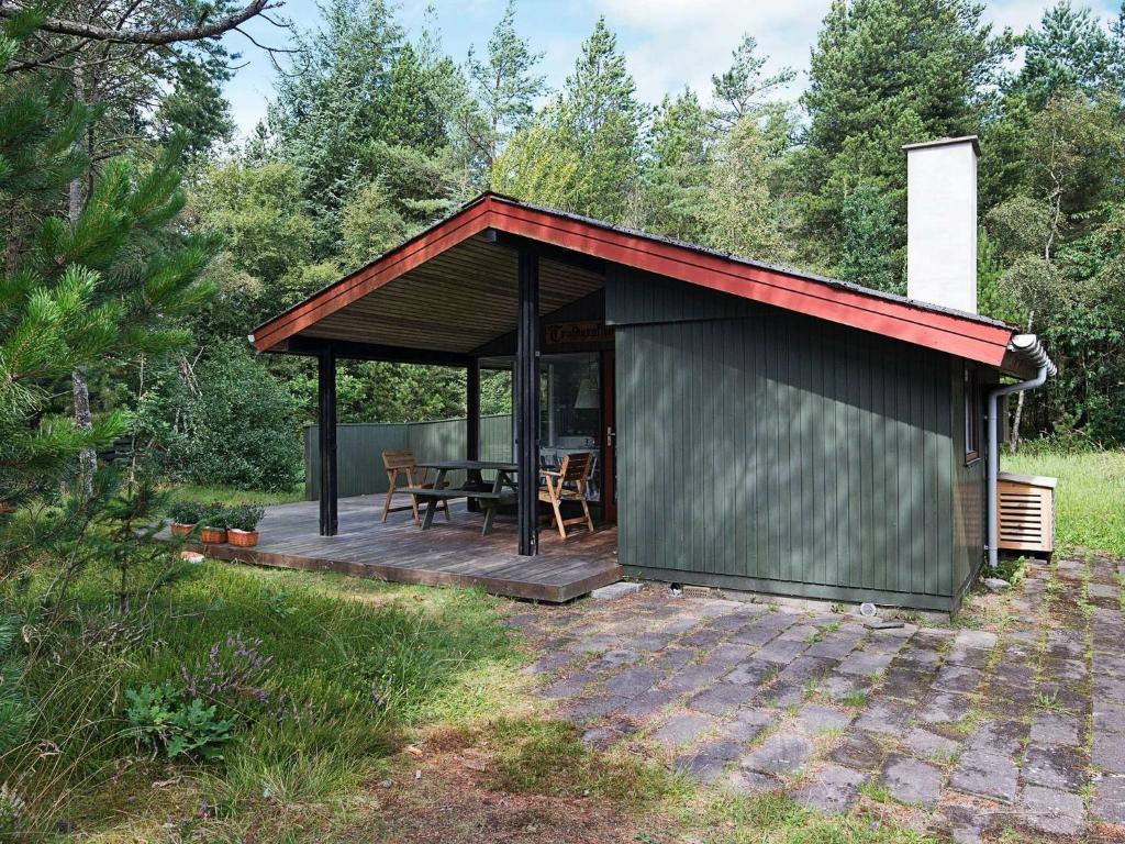 Holiday home Ålbæk XV