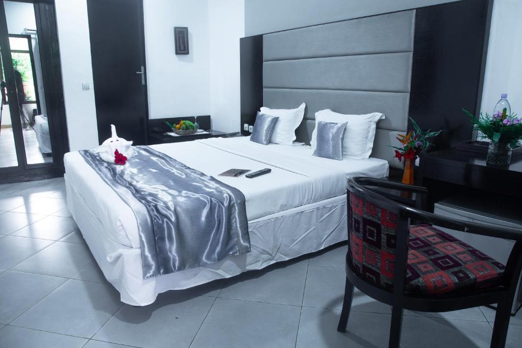Grand Hotel Bamako Bamako Updated 2021 Prices