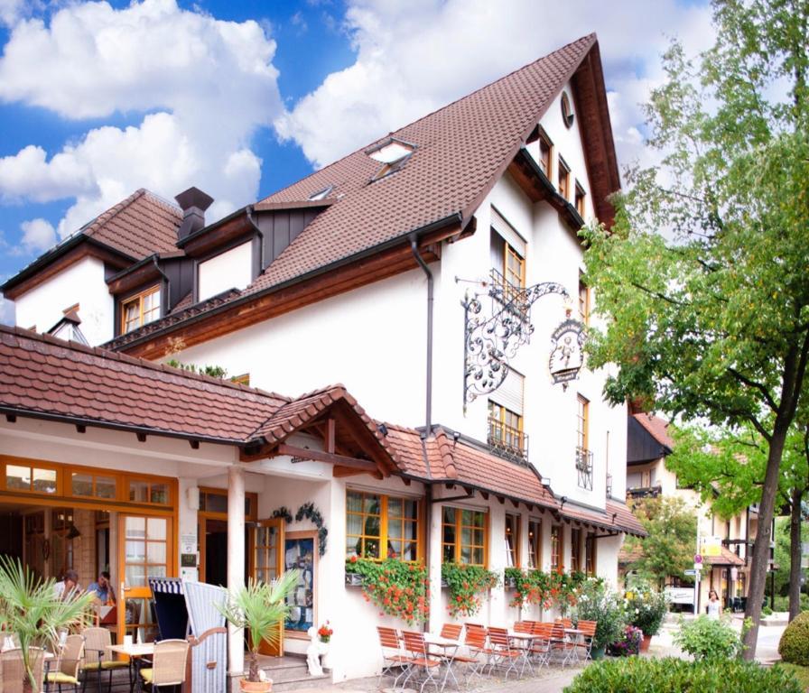 Kohlers Hotel Engel Buhl, Germany