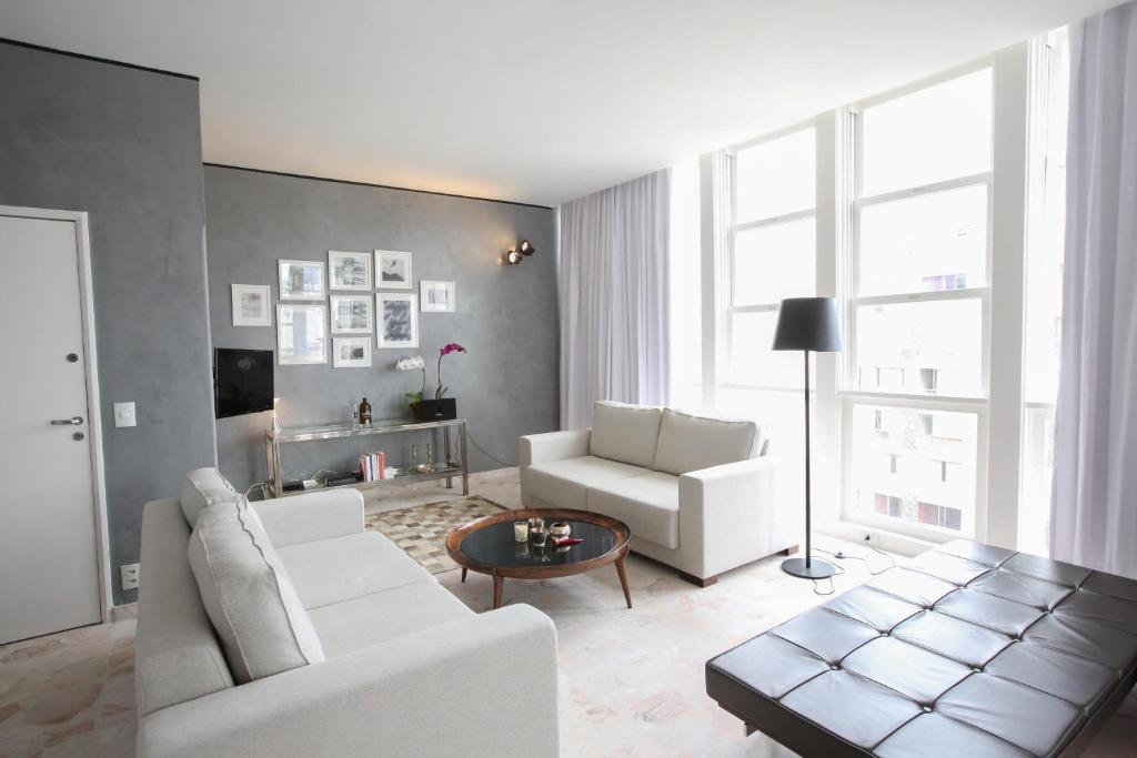 Italian Design Apartment In Ipanema Bresil Rio De Janeiro Booking Com