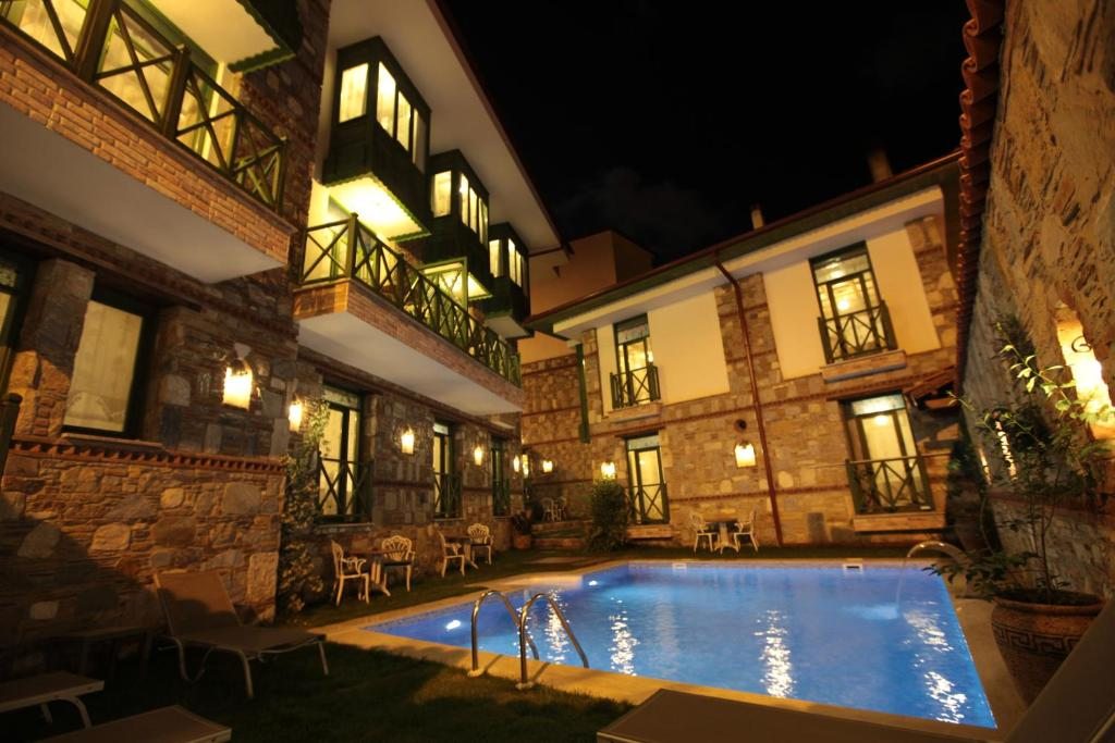 The swimming pool at or near Celsus Boutique Hotel
