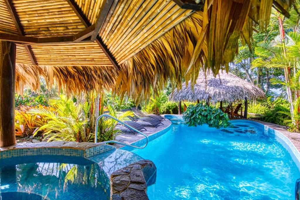 The swimming pool at or near Hotel Banana Azul - Adults Only