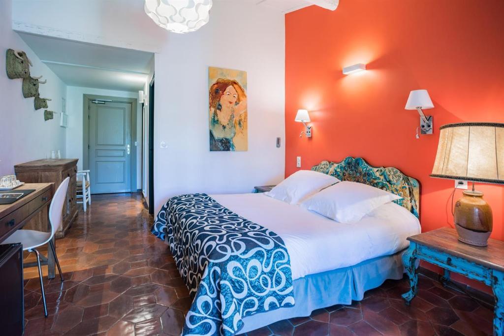 Un ou plusieurs lits dans un hébergement de l'établissement Real Et Fils