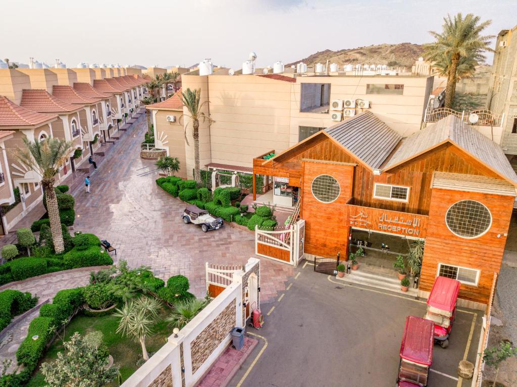 منتجع واحة ميرال للفلل الفندقية الطائف أحدث أسعار 2021