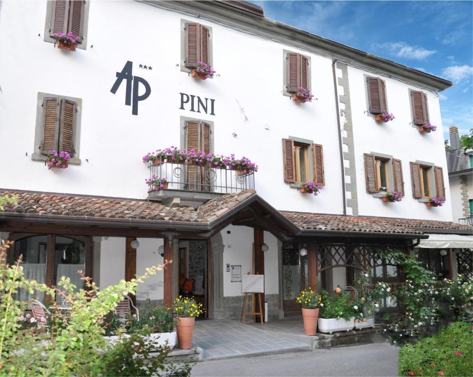 Hotel Pini Corniolo, Italy