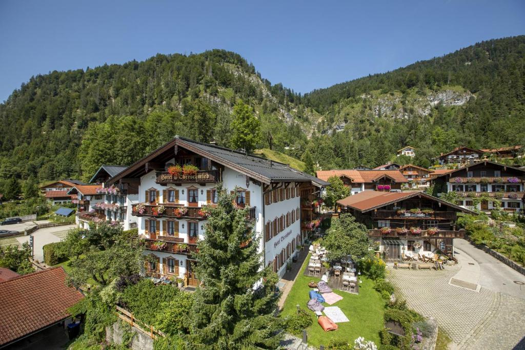 Hotel Oberschmied Reit im Winkl, Germany