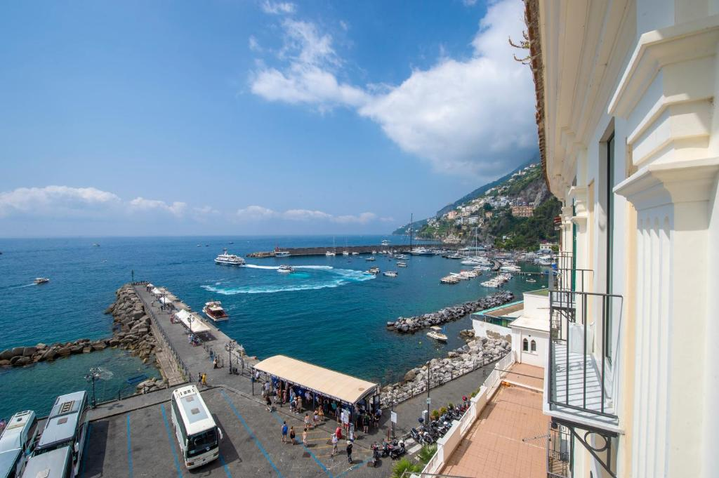 NH Collection Grand Hotel Convento di Amalfi - Laterooms