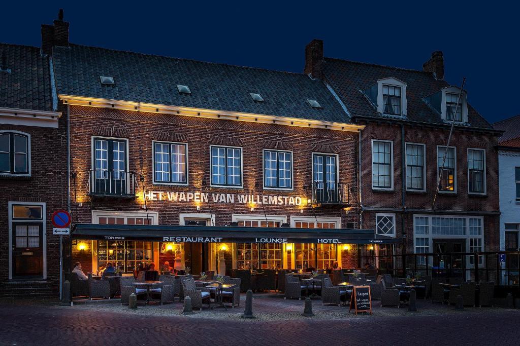 """""""Het Wapen Van Willemstad'"""" Willemstad, Netherlands"""