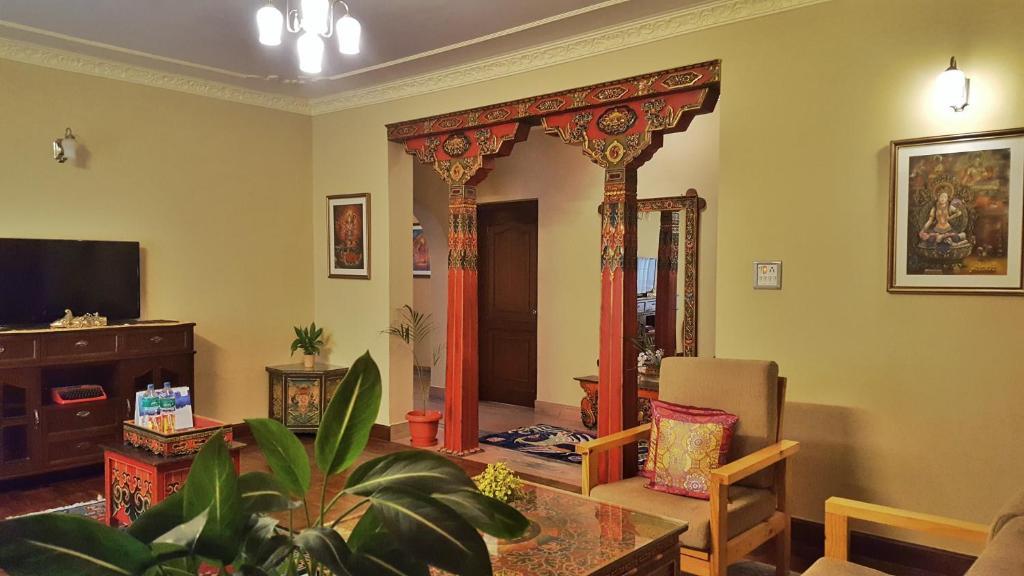 Artistic Designer 3bhk Apartment At Karma Suites Ground Floor Kathmandu Nepal Booking Com