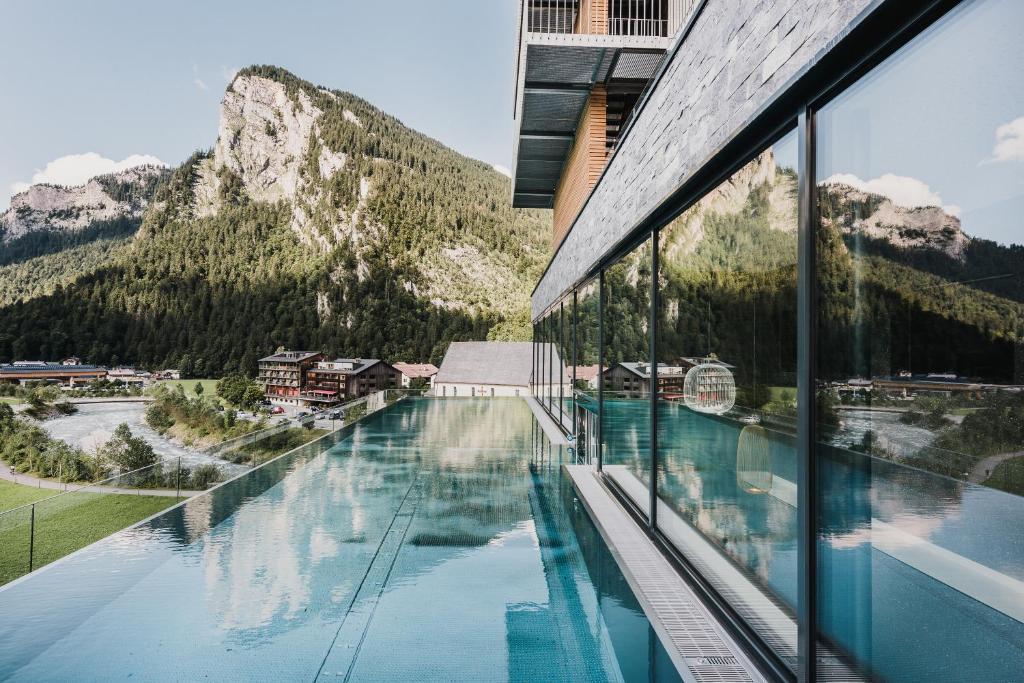 Hotel Adler Au im Bregenzerwald, Austria