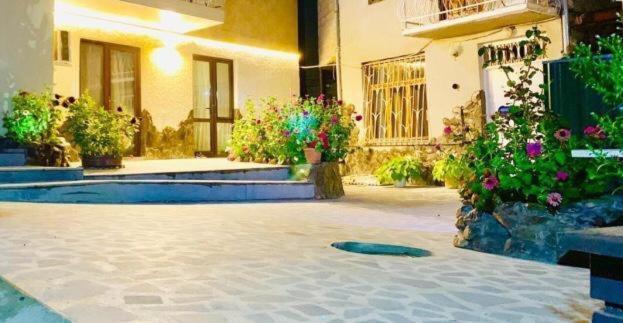The swimming pool at or near Borjomi Apartments Apart Hotel