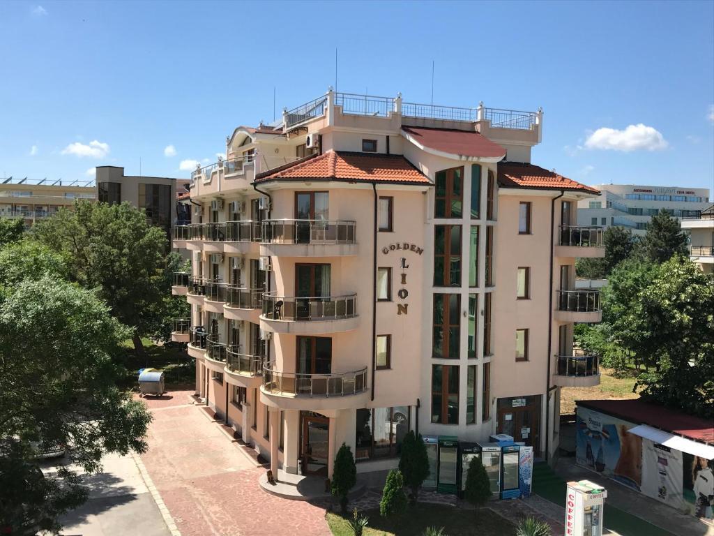 Hotel Golden Lion Primorsko, Bulgaria