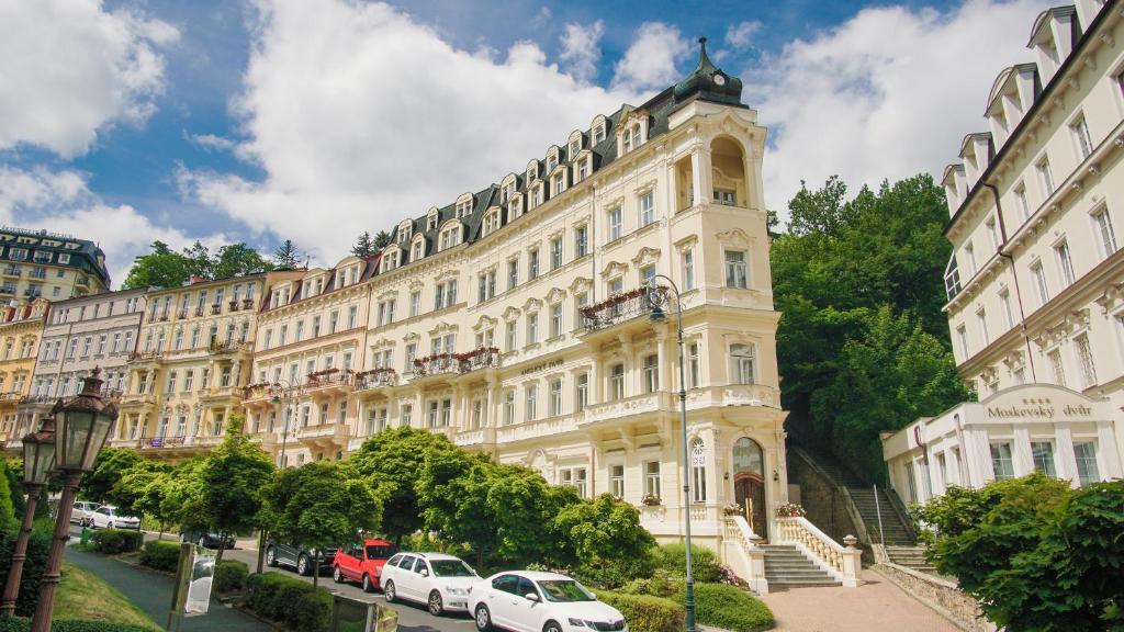 Spa Hotel Anglicky Dvur Karlovy Vary, Czech Republic