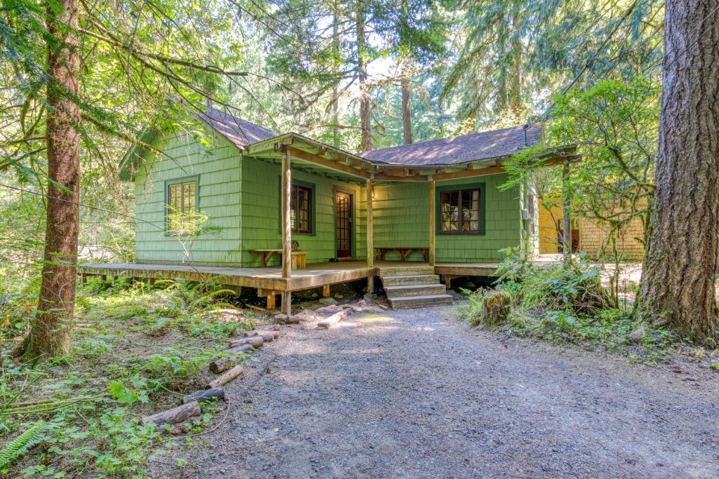 Bon Fir Cabin