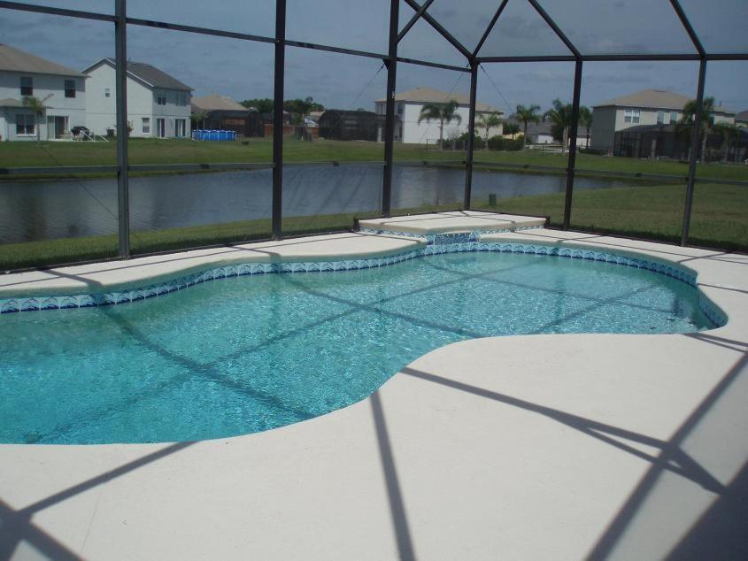 The swimming pool at or close to TS Vacation Homes