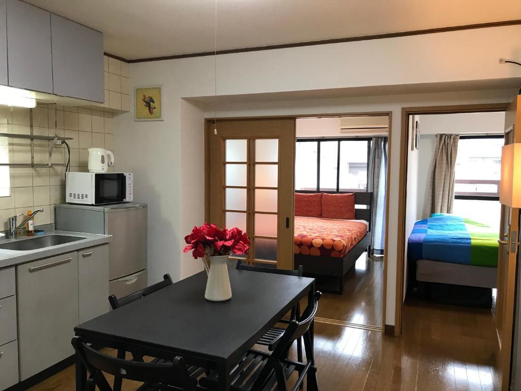 2 Bedroom Apartment Nakano Shimbashi N3 W E Tokyo Japan Booking Com