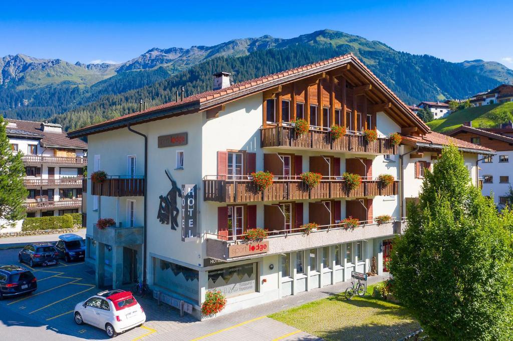 Sport-Lodge Klosters Klosters, Switzerland