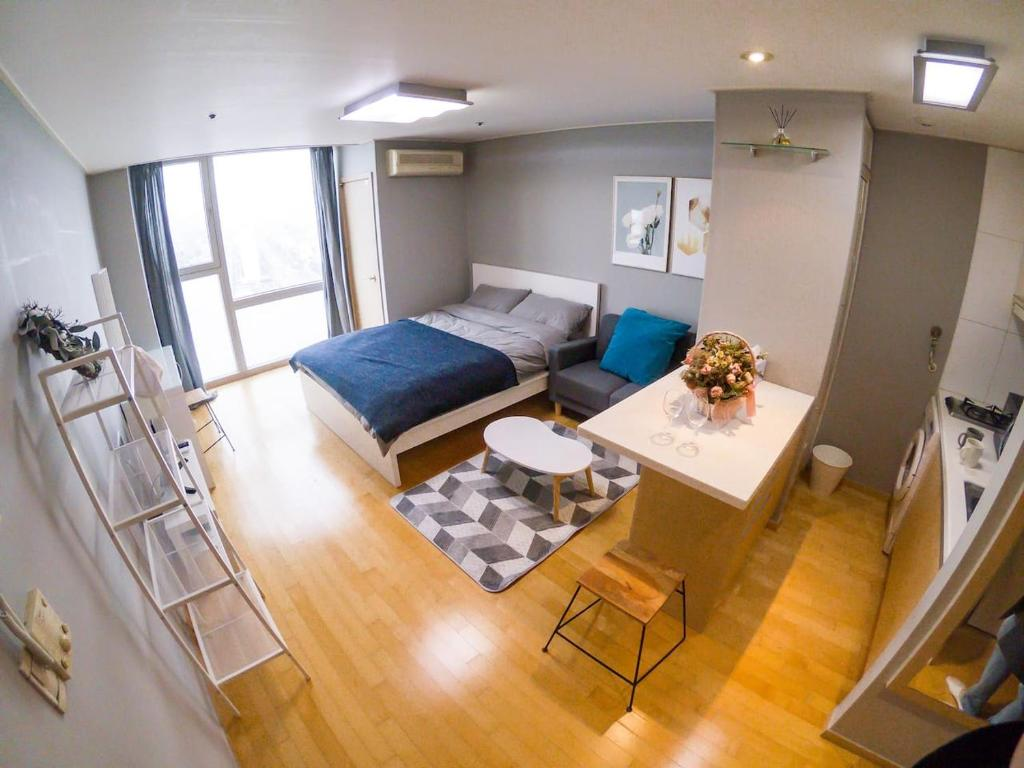 сколько стоит квартира в корее