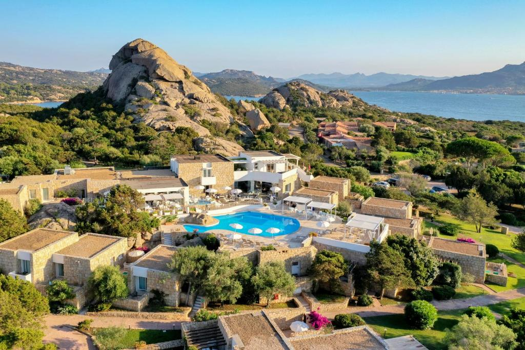 Hotel Grand Relais Dei Nuraghi Baja Sardinia, Italy