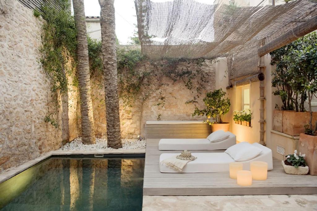A bathroom at S'Hotelet de Santanyi