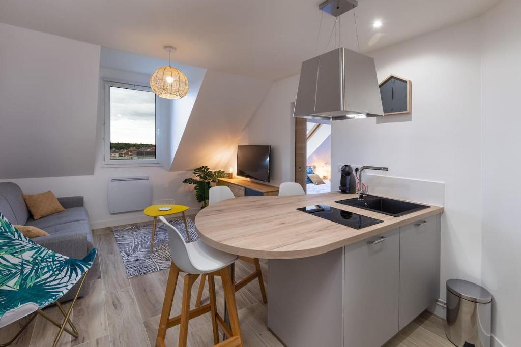 Superbe Appartement 4 pers + 1bb - 3km DisneyLand