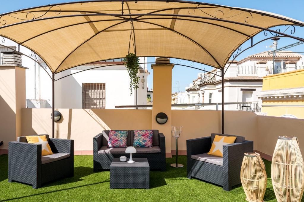 Hotel Derby Sevilla - Laterooms