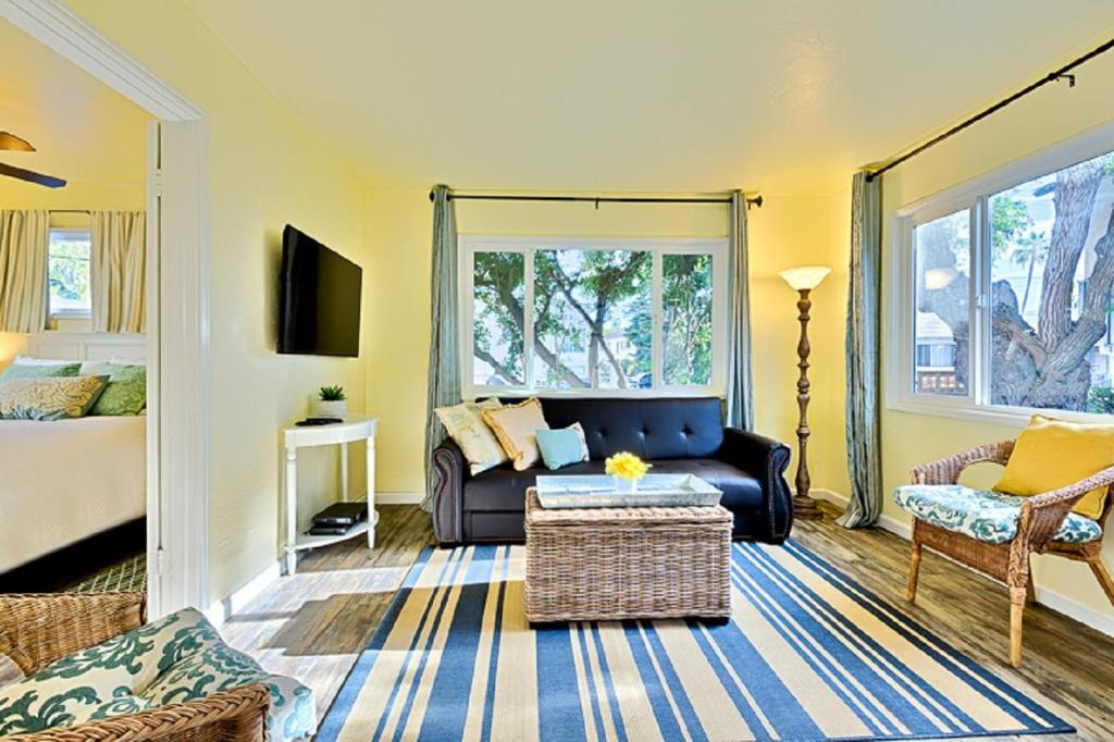 #242 - Sea Star Cottage One-Bedroom Cottage