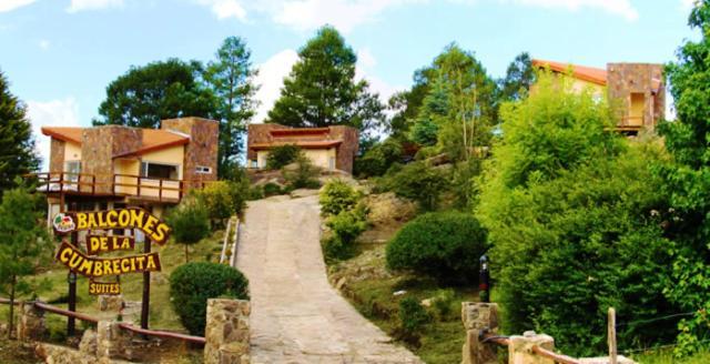 Balcones de La Cumbrecita